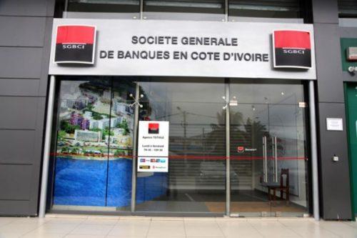 Candidature Spontanée Société Générale Côte d'Ivoire - SGBCI.