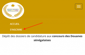 Concours Douane 2019