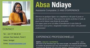 Exemple de CV Assistant Comptable gratuit