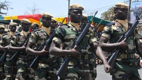 Recrutement Armée Sénégalaise - Contingent 2020