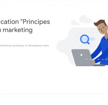 Formation Marketing Digital Gratuite en ligne + Certificat - Google