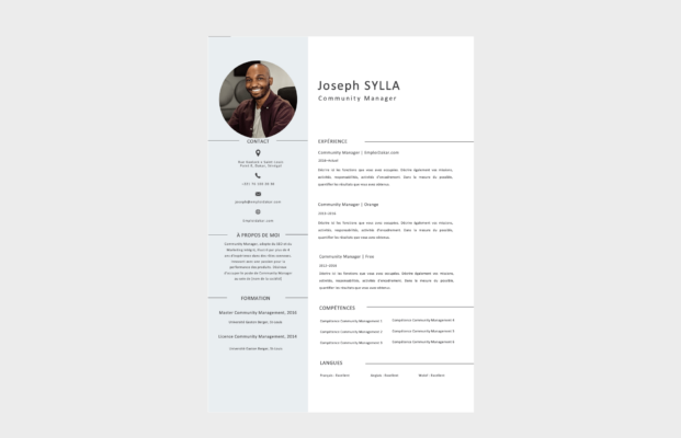 Plus de 50 Exemples de CV à télécharger gratuitement ...